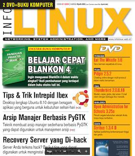 Download Koleksi Kumpulan Majalah Info Linux pdf