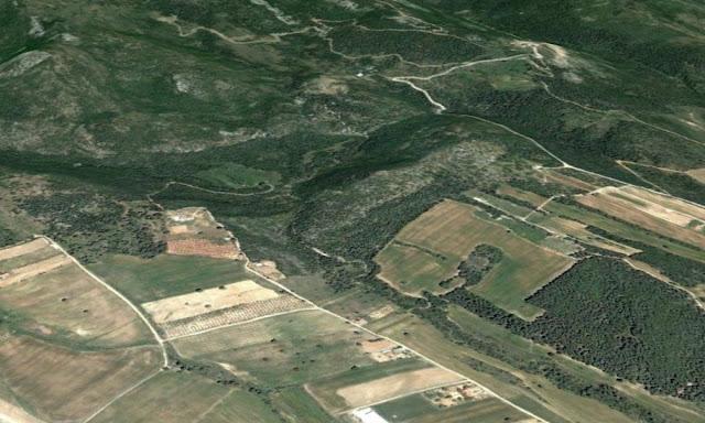 Πράξη χαρακτηρισμού έκτασης στη θέση «Μαύρη Συκιά - Κομίνια» του Δήμου Ερμιονίδας