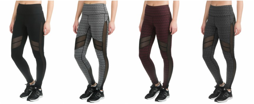 90 Degree by Reflex High Waist Running Leggings for only $13 (reg $40)