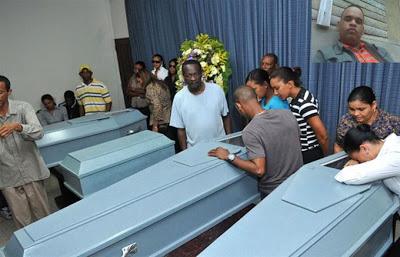Crímenes han conmovido a la sociedad dominicana