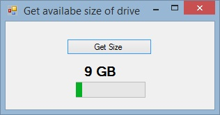 how to see your hard drive size