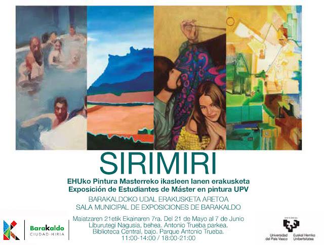 Cartel de Sirimiri