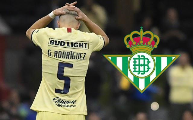 EN BETIS TUNDEN CON TODO AL EX AMERICANISTA GUIDO RODRIGUEZ