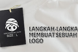 Langkah-Langkah Membuat Sebuah Logo