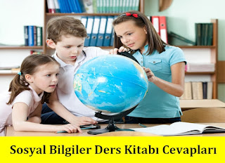 6. Sınıf Sosyal Bilgiler Sevgi Yayınları Ders Kitabı Cevapları