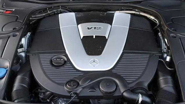 2018 New Mercedes S600 Engine Specs
