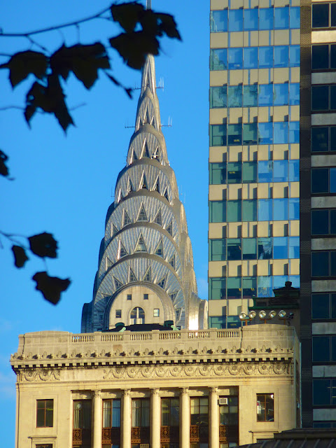 Edificio Chrysler desde Bryant Park