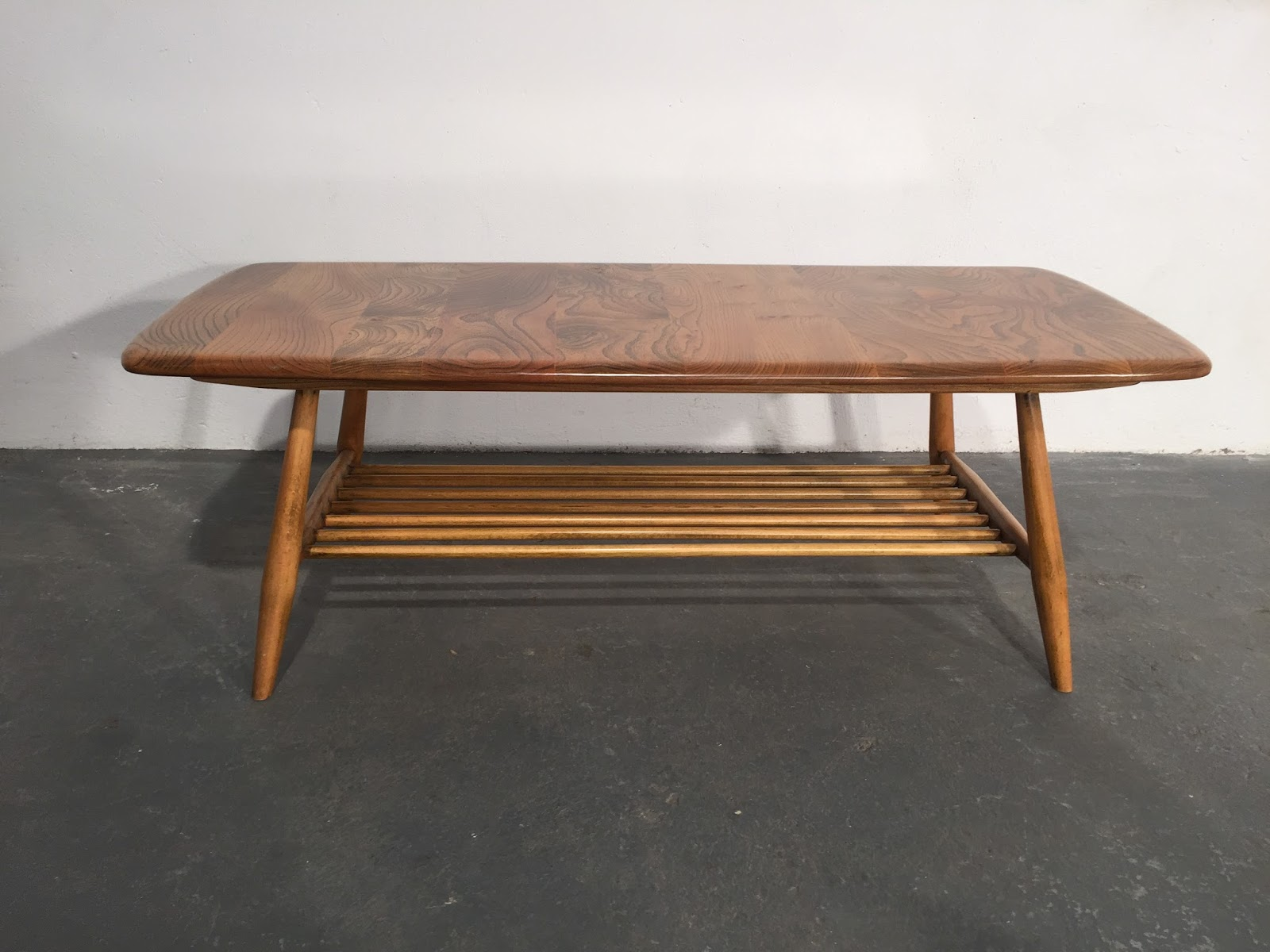 Original Coffee Table Ocd Vintage Furniture Ireland Ercol Coffee Table