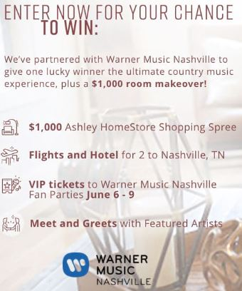 Win a Trip to #CMAFEST 2019 and VIP Experience with Warner Music