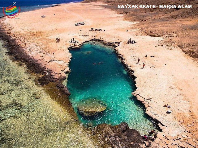 Nayzak Beach - Marsa Alam