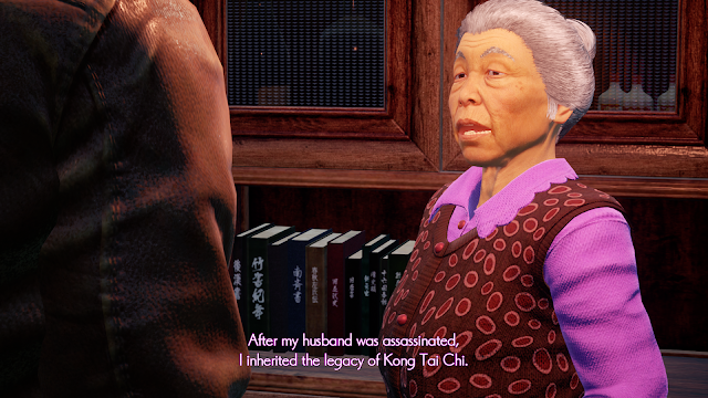 """After my husband was assassinated, I inherited the legacy of Kong Tai Chi."""