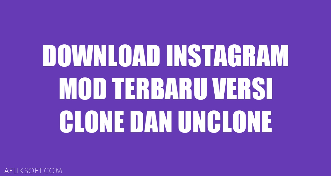 Download Instagram Mod