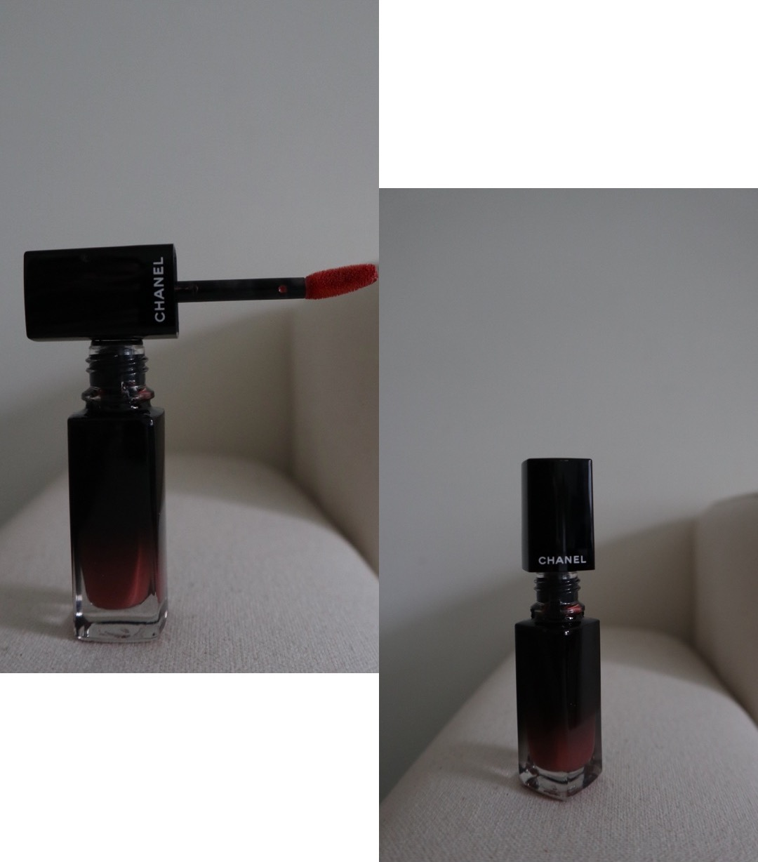 Chanel Rouge Allure Laque lipstick: A quick review