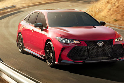 2020 Toyota Avalon Review, Specs, Price