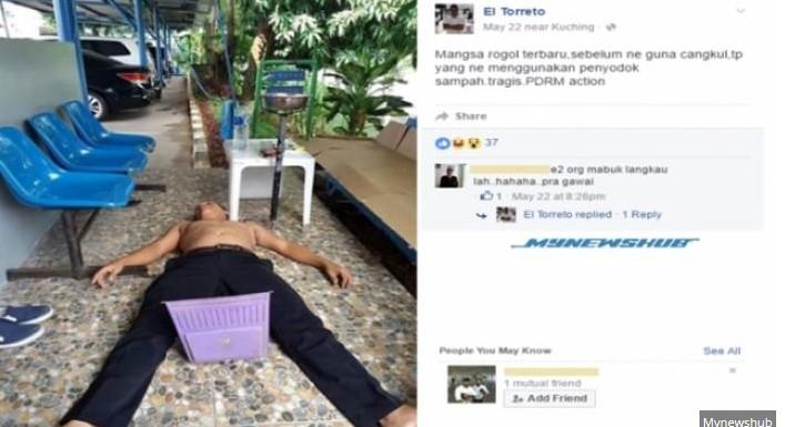 Miris!! Netizen Malaysia Malah Jadikan Kematian Eno Sebagai Lelucon!!