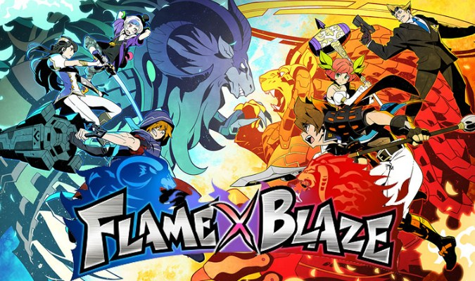 Game MOBA Unik Wajib Main - Flame x Blaze
