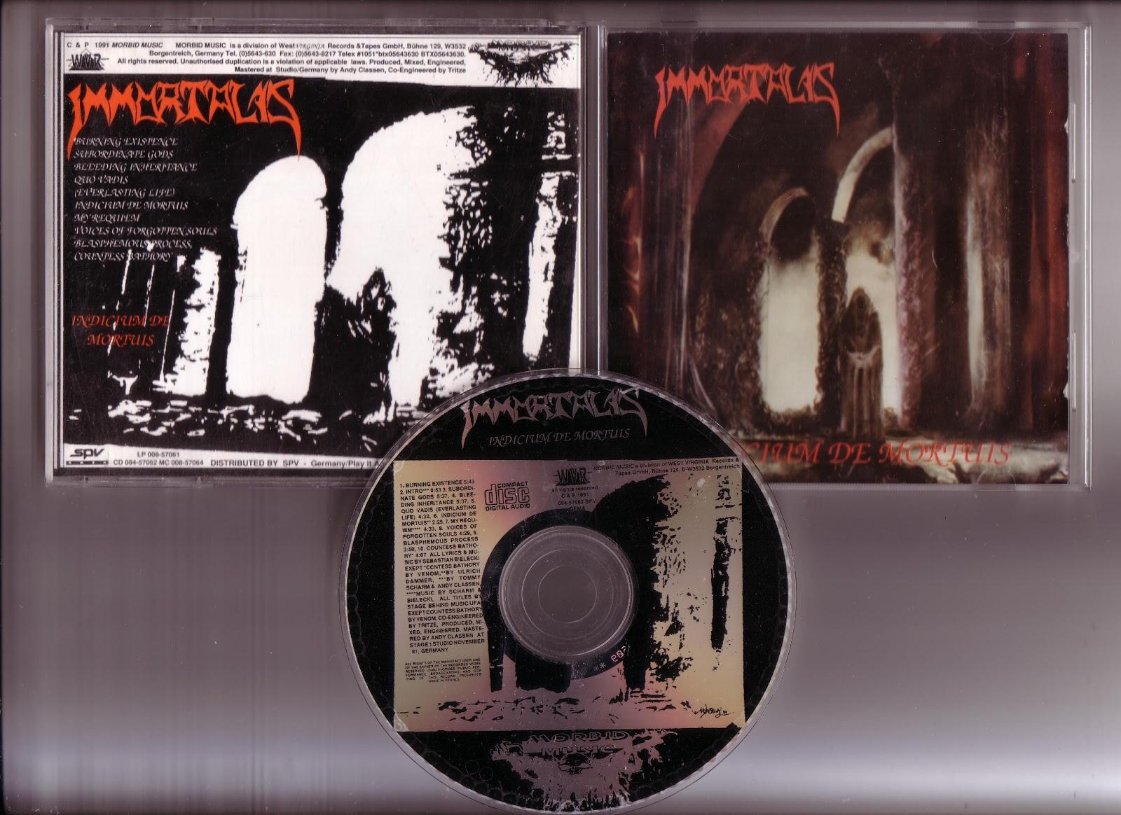 Source of Steel: Immortalis - Indicium De Mortuis