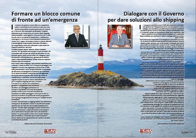 MARZO 2020 PAG. 10 - Formare un blocco comune di fronte ad un'emergenza