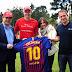 Scotiabank Colpatria trae de nuevo festival FutbolNet 1.300 niños colombianos compartiendo con el excampeón mundial