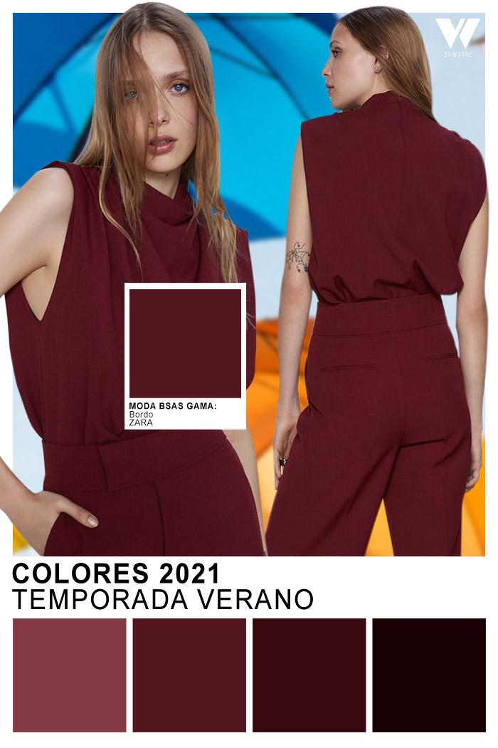 moda colores primavera verano 2021 ropa de mujer