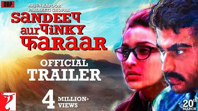 Sandeep aur Pinky Faraar - Cast, Review, & Release Date