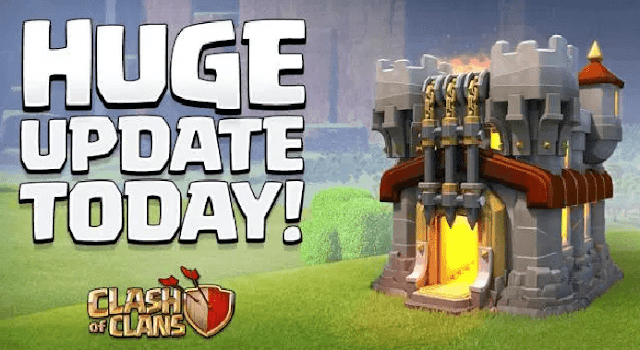 clans of clans latest update