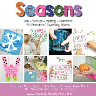 Seasons Preschool Theme