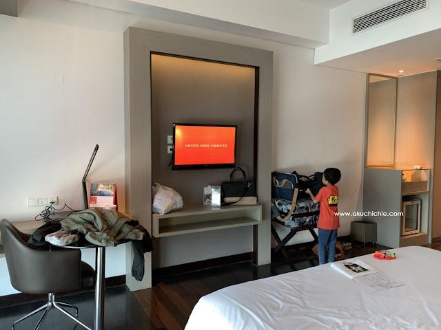 superior deluxe room swiss bel hotel cirebon