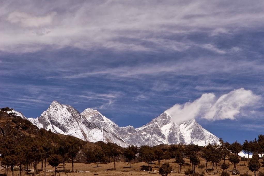 Lhotse Dağı