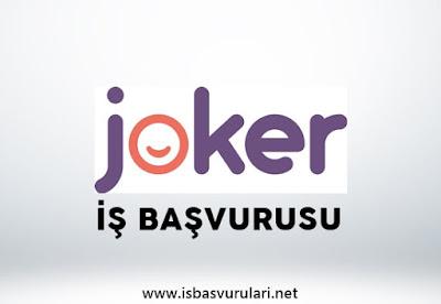 Joker iş ilanları