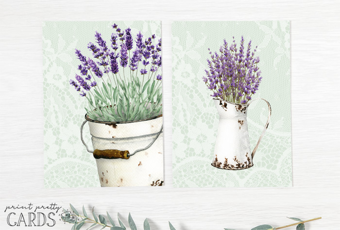 Lavender and Lace Designs