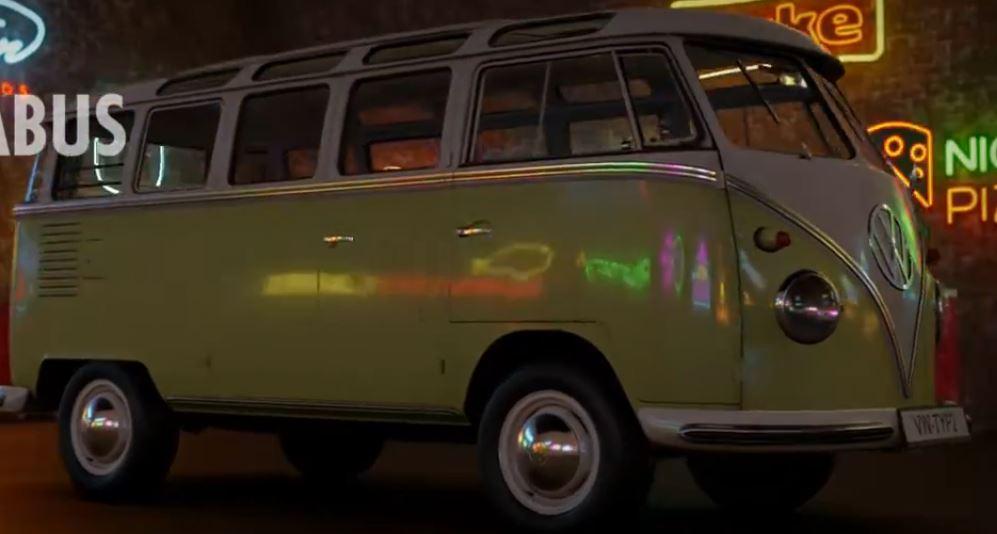 Volkswagen Sambabus Type 2 1962