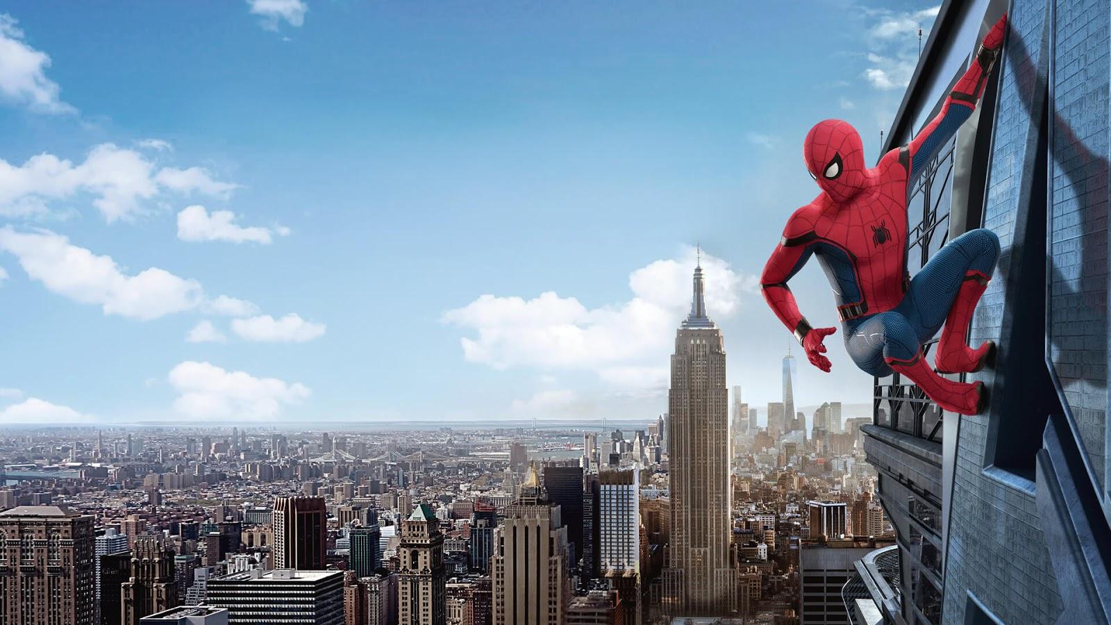 Saiu! Trailer de Homem-Aranha: De Volta ao Lar /  Vem ver!