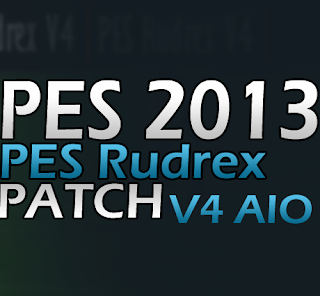 PES 2013 Rudrex Patch 2013 v4.0 Season 2018/2019