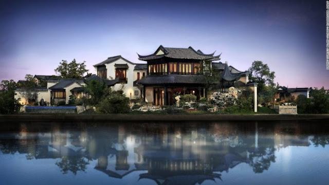 Millonarios chinos ya no quieren casas occidentales