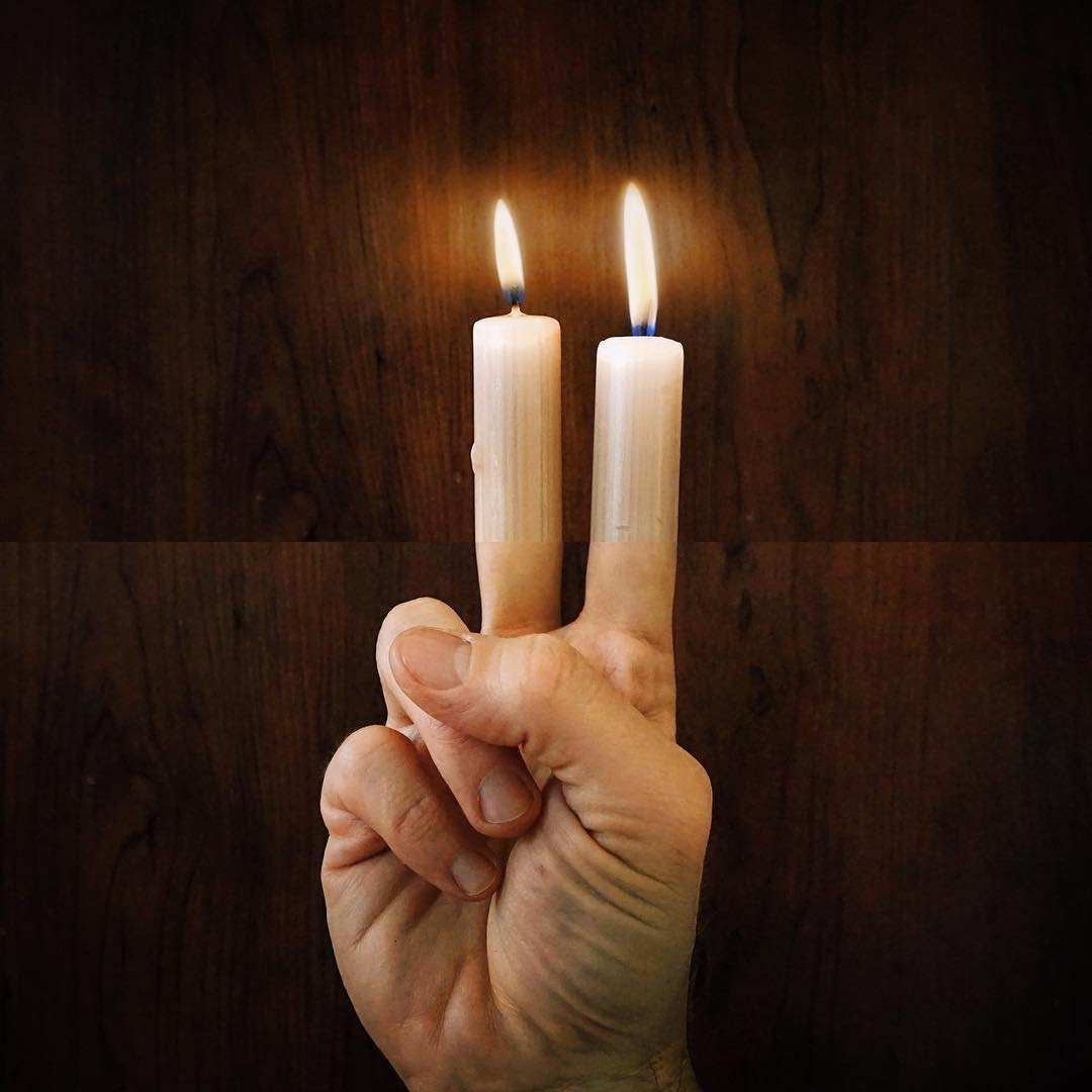 08-Candles-Peace-Stephen-McMennamy-Two-Photographs-Joined-to-Make-a-Scene-www-designstack-co