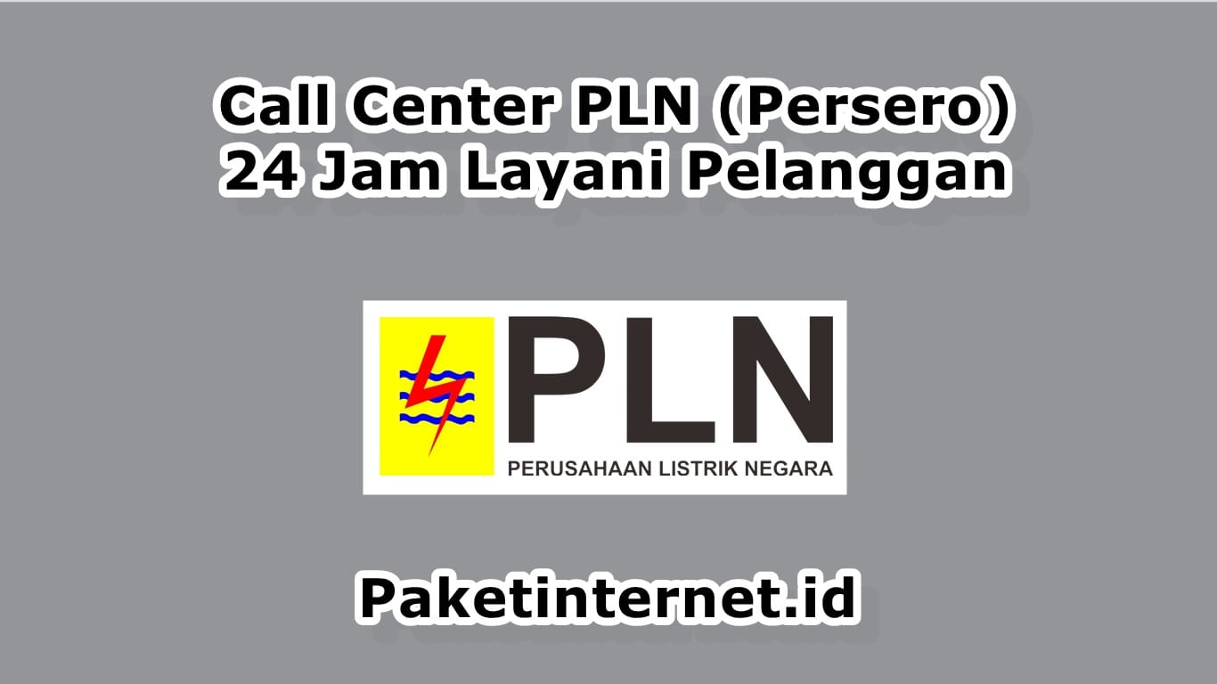 Call Center PLN (Persero)