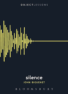 Silence by John Biguenet book cover