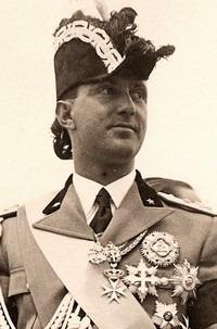 Umberto II - Re di Maggio