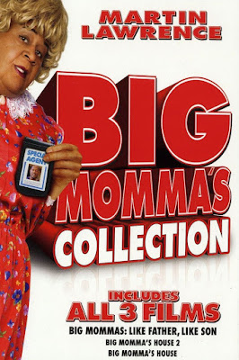 Big Momma's House Colección DVD R1 NTSC Latino