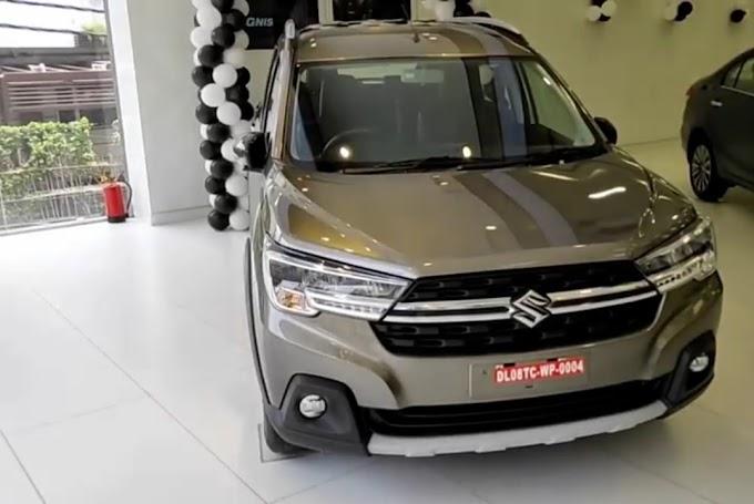 Maruti Suzuki XL6 Premium MPV