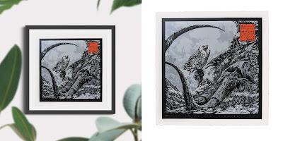 Pearl Jam Gigaton Fine Art Print by Ken Taylor