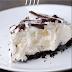 3-ingredient Cookies & Ice Cream Pie