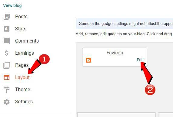 Favicon क्या है? Blog में Favicon कैसे लगायें?