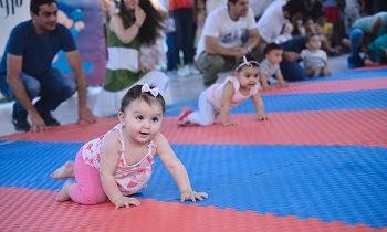 """El primer """"Campeonato deslizante"""" se celebró en Armenia"""