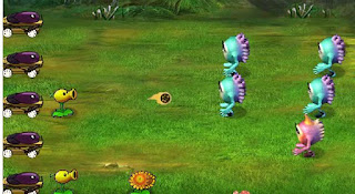 Game plants vs Zombies hấp dẫn