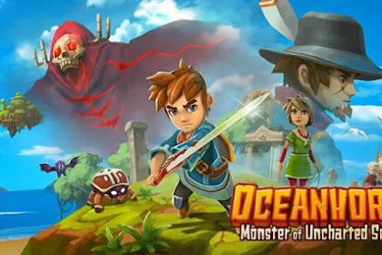 Oceanhorn Sebagai Game Terpopuler Di Tahun 2017