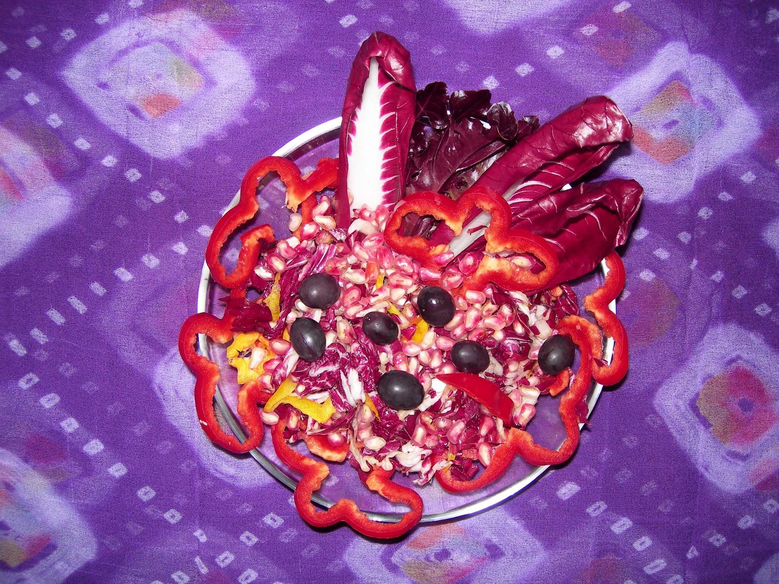 Purple Haze Salad