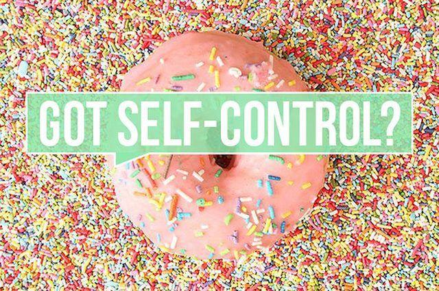 Strengthen Self-Control: Health Tip