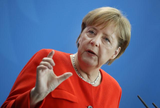 Меркель: НАТО нужно сфокусироваться против России